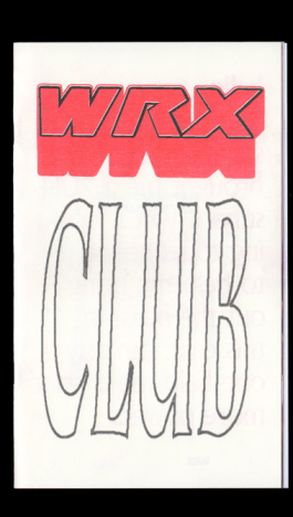 NONPOROUS WRX Club