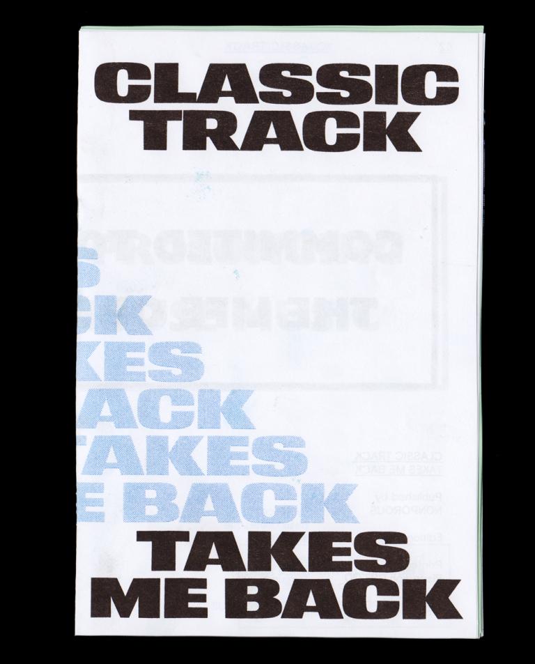 NONPOROUS Classic Track Takes Me Back