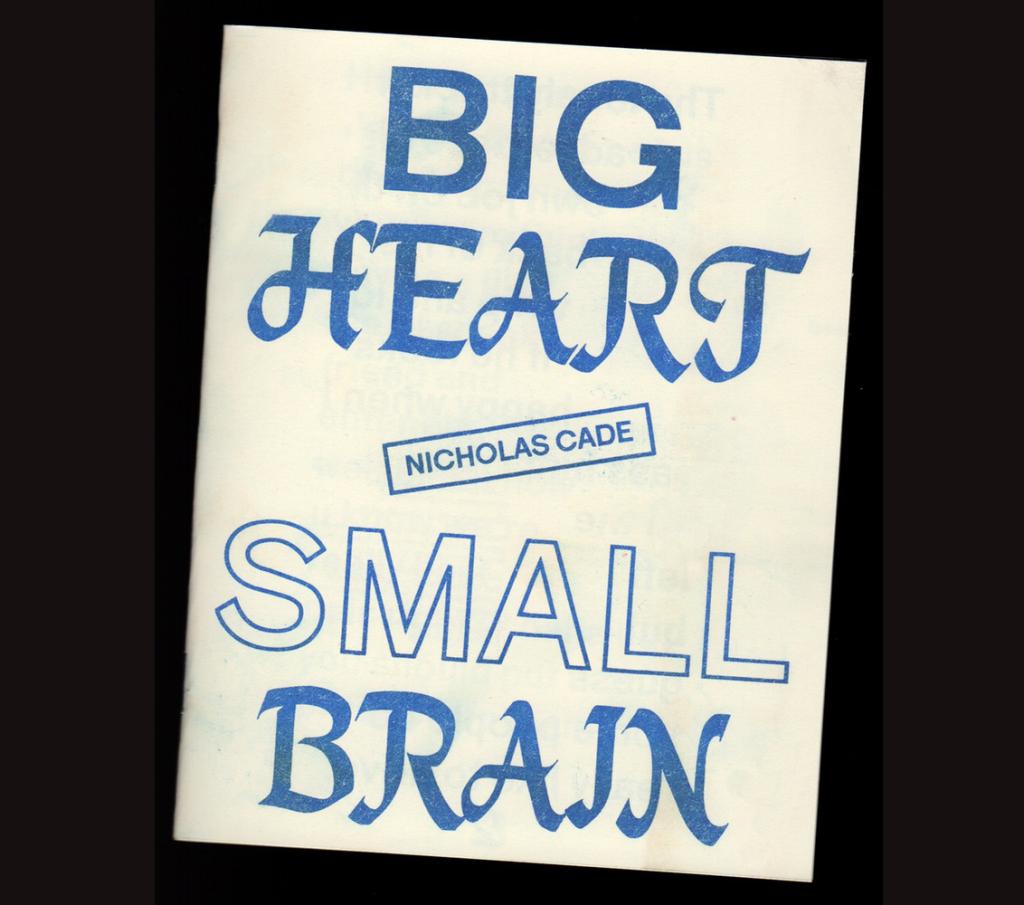NONPOROUS Big Heart Small Brain