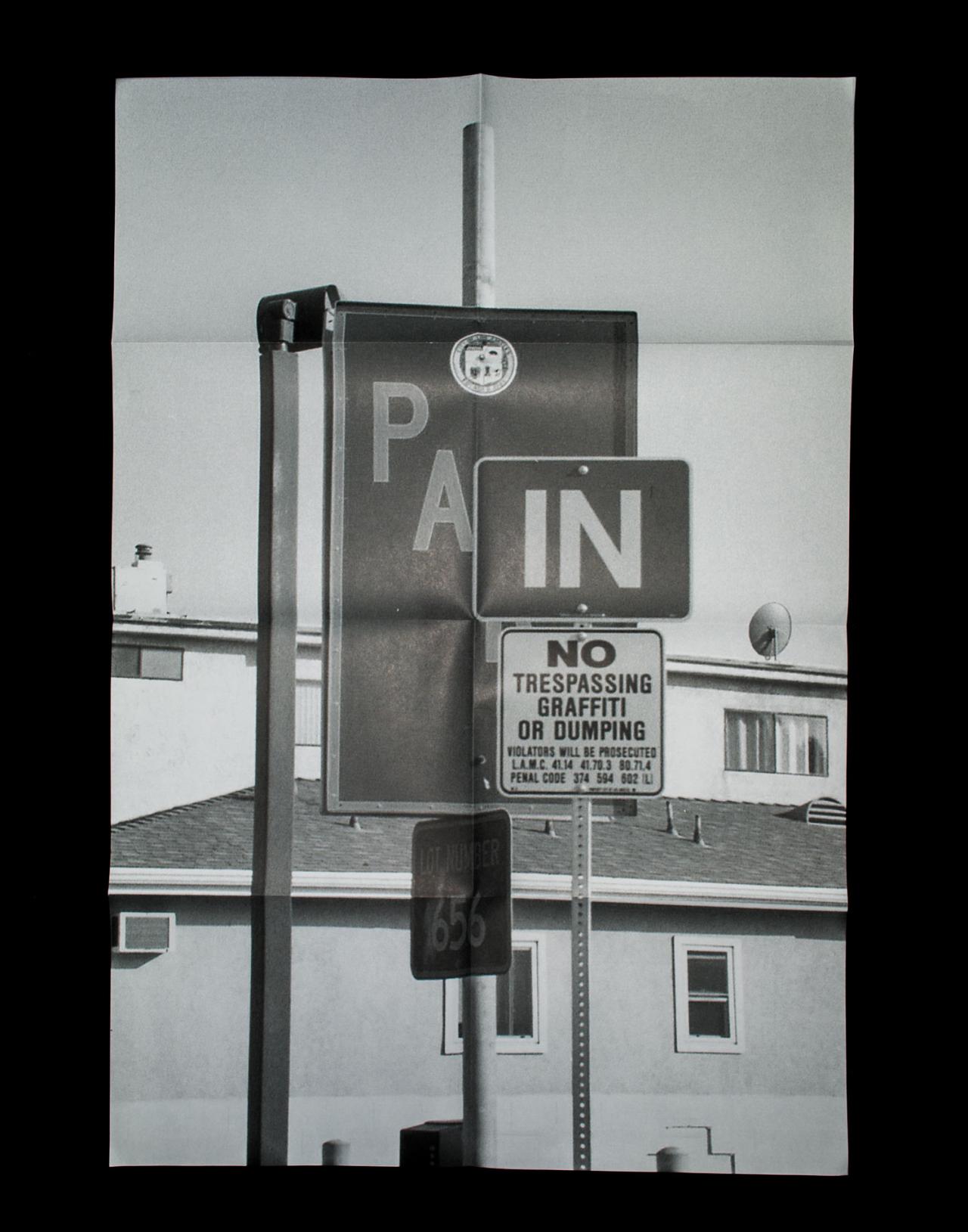 NONPOROUS Pain